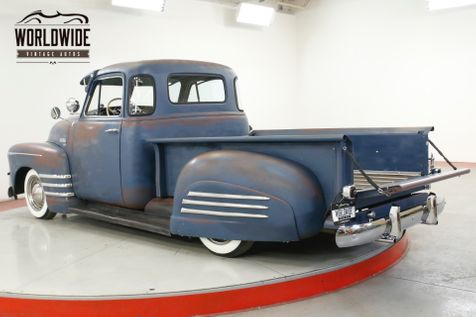 1952 Chevrolet TRUCK 5 WINDOW INCREDIBLE PATINA RARE TRIM CHROME | Denver, CO | Worldwide Vintage Autos in Denver, CO