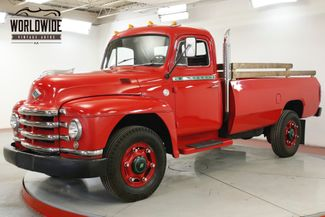 1952 Diamond T 332 CUSTOM RARE PICKUP 350 V8 4SPD MANUAL CUSTOM BED  | Denver, CO | Worldwide Vintage Autos in Denver CO