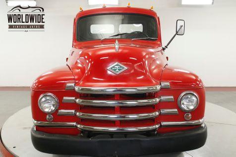 1952 Diamond T 332 CUSTOM RARE PICKUP 350 V8 4SPD MANUAL CUSTOM BED  | Denver, CO | Worldwide Vintage Autos in Denver, CO