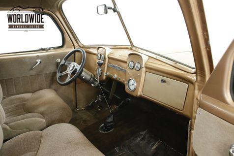 1952 Dodge B100 RESTORED 350 V8 AUTOMATIC RARE STEPSIDE | Denver, CO | Worldwide Vintage Autos in Denver, CO
