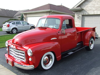 1952 GMC 3800  | Mokena, Illinois | Classic Cars America LLC in Mokena Illinois