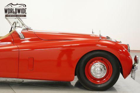 1952 Jaguar XK-120 OTS ROADSTER CONVERTIBLE TIME CAPSULE | Denver, CO | Worldwide Vintage Autos in Denver, CO