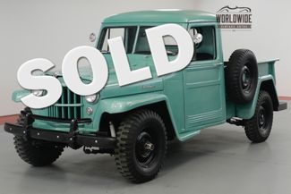 1952 Jeep WILLYS  in Denver CO
