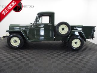1952 Jeep Willys 44,000 MILES RESTORED in Statesville, NC 28677