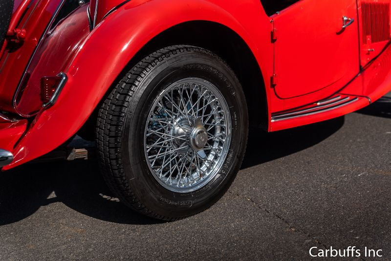 1952 Mg TD  | Concord, CA | Carbuffs in Concord, CA