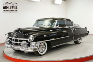 1953 Cadillac SERIES 62 RESTORED PROFESSIONAL PAINT CHROME COLLECTOR | Denver, CO | Worldwide Vintage Autos in Denver CO