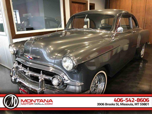 1953 Chevrolet Coup 2 Door Post