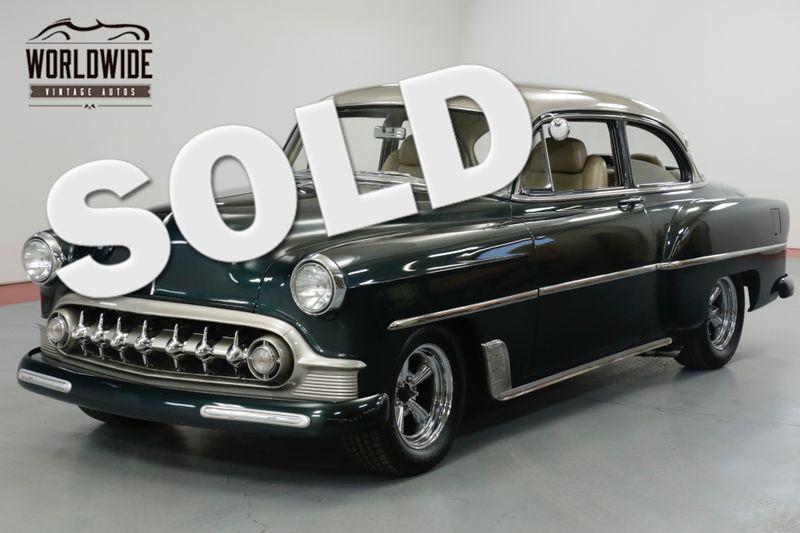 1953 Chevrolet SEDAN CALIFORNIA CAR    Denver, CO   Worldwide Vintage Autos