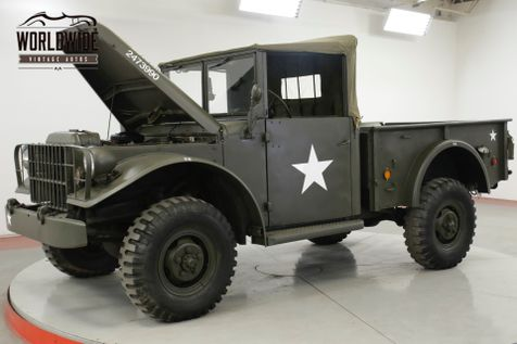 1953 Dodge POWER WAGON M37 RESTORED RARE 3/4 CONVERTIBLE 20K MILES | Denver, CO | Worldwide Vintage Autos in Denver, CO