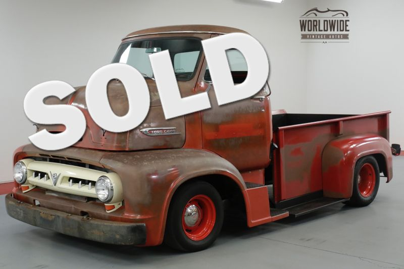 1953 Ford COE F100 CABOVER HOT ROD 400 V8 PS PB 500 MILES  | Denver, CO | Worldwide Vintage Autos