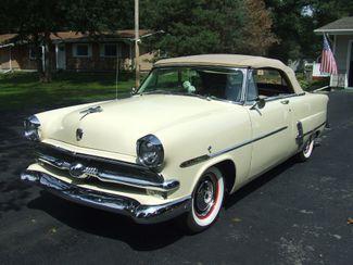 1953 Ford Crestline Sunliner   Mokena, Illinois   Classic Cars America LLC in Mokena Illinois