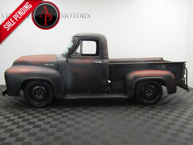 1953 Ford F100 V8 C4 AUTO LOWERED