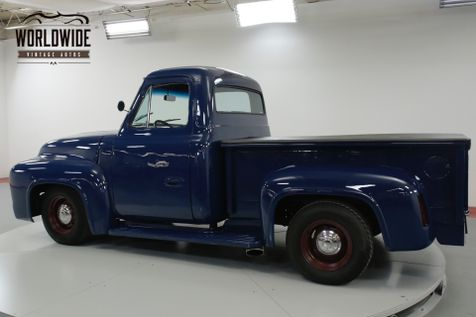 1953 Ford F100 TRUCK FRAME UP RESTORED 302 V8 AUTO. PS. PB. | Denver, CO | Worldwide Vintage Autos in Denver, CO