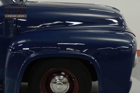 1953 Ford F100 TRUCK FRAME UP RESTORED 302 V8 AUTO. PS. PB.   Denver, CO   Worldwide Vintage Autos in Denver, CO