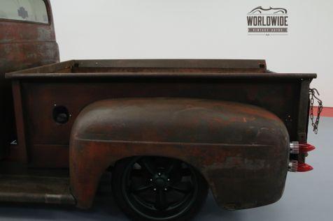 1953 Ford PICKUP RAT ROD. AUTO. PS. PB. DISC. CUSTOM WHEELS.   Denver, CO   Worldwide Vintage Autos in Denver, CO