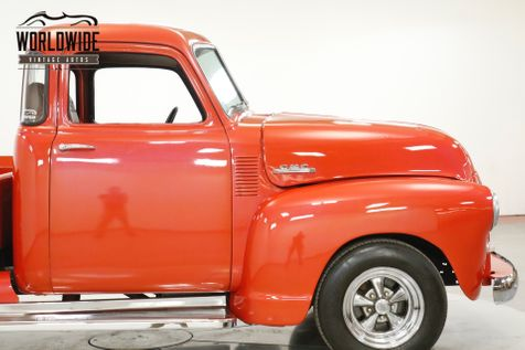 1953 GMC 100 RARE 5 WINDOW RESTORED V8! CHROME WOOD BED PS PB  | Denver, CO | Worldwide Vintage Autos in Denver, CO