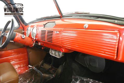 1953 GMC 100 RARE 5 WINDOW RESTORED V8! CHROME WOOD BED PS PB  | Denver, CO | Worldwide Vintage Autos in Denver, CO