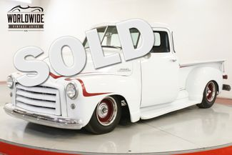 1953 GMC FIVE WINDOW 350 V8 AUTO INDEPENDENT SUSPENSION PS PB | Denver, CO | Worldwide Vintage Autos in Denver CO