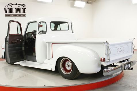 1953 GMC FIVE WINDOW 350 V8 AUTO INDEPENDENT SUSPENSION PS PB | Denver, CO | Worldwide Vintage Autos in Denver, CO
