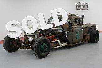 1953 International RAT ROD in Denver CO