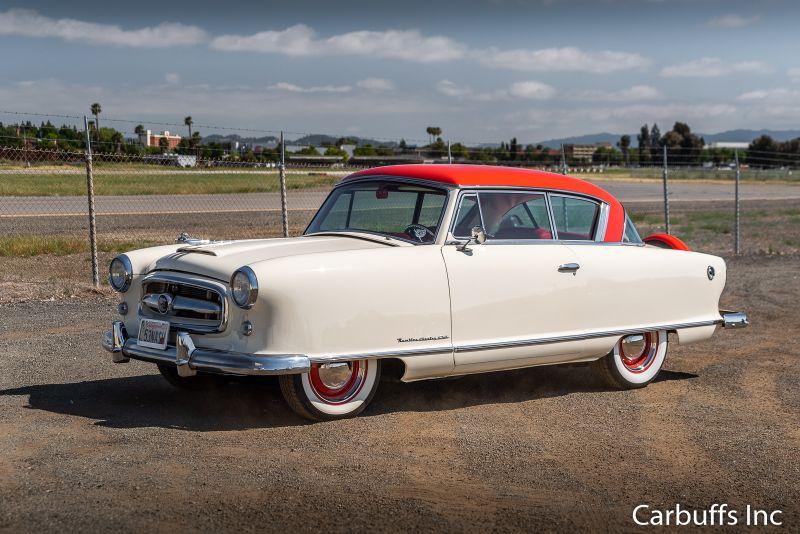 1953 Nash Rambler Custom Hot rod | Concord, CA | Carbuffs