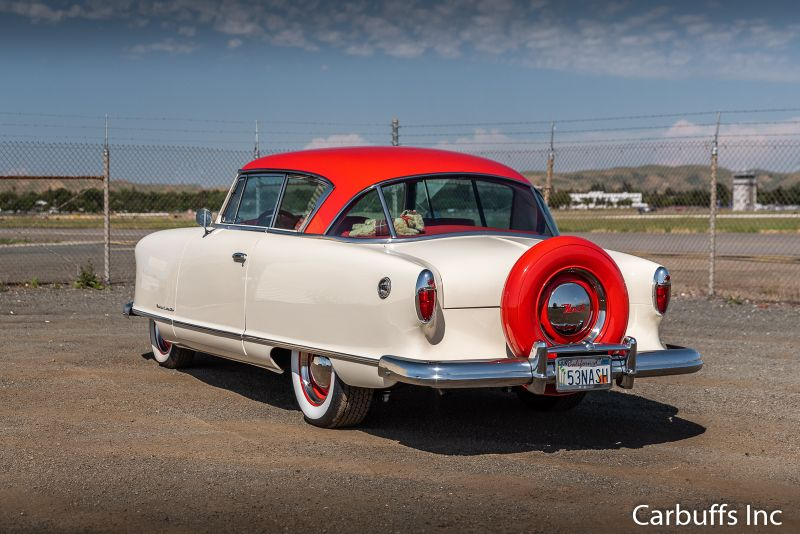 1953 Nash Rambler Custom Hot rod | Concord, CA | Carbuffs in Concord, CA