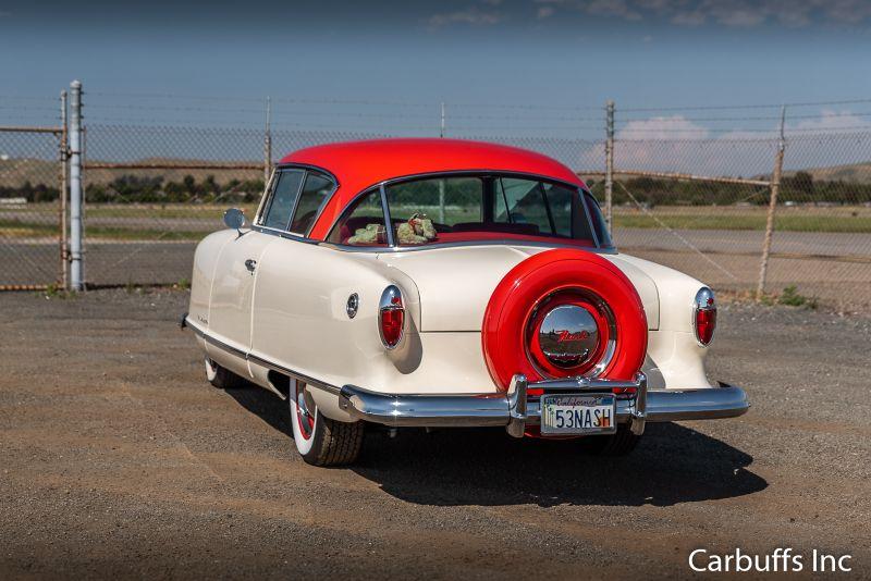1953 Nash Rambler Custom Hot rod | Concord, CA | Carbuffs in Concord, CA