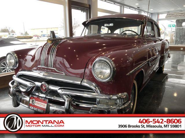 1953 Pontiac Chieftan Chiftian