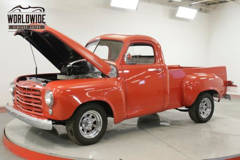 1953 Studebaker 2R V8 AUTO RESTORED LOKAR SHIFTER HEADERS PB  | Denver, CO | Worldwide Vintage Autos in Denver, CO