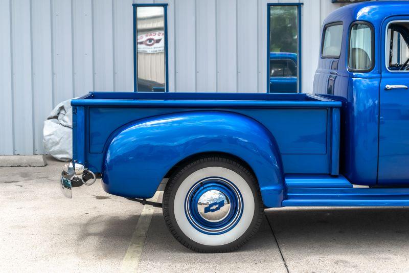 1954 Chevy 3100 FRAME OFF RESTORED AC CUST. INTERIOR VERY NICE! in Rowlett, Texas