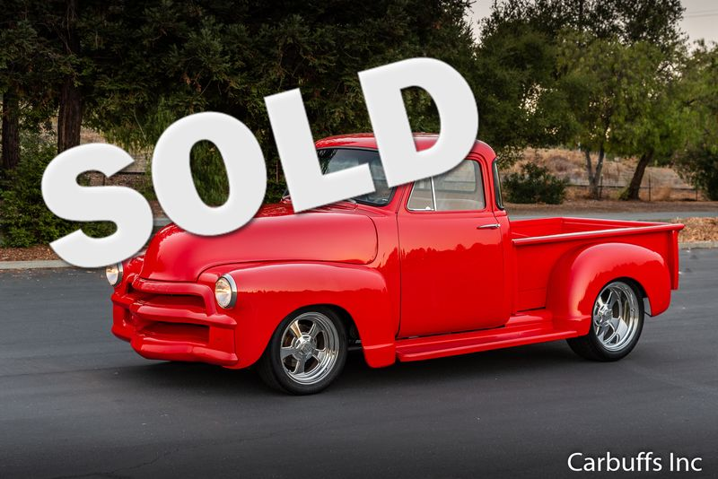 1954 Chevy 3100 Truck Street Rod | Concord, CA | Carbuffs