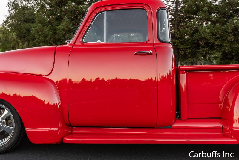 1954 Chevy 3100 Truck Street Rod   Concord, CA   Carbuffs in Concord, CA