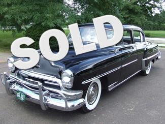 1954 Chrysler Windsor Deluxe   Mokena, Illinois   Classic Cars America LLC in Mokena Illinois