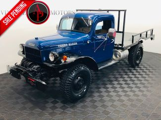 1954 Dodge POWER WAGON DUAL WINCH in Statesville, NC 28677