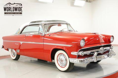 1954 Ford CRESTINE SKYLINE RARE RESTORED V8 MANUAL COLLECTOR  | Denver, CO | Worldwide Vintage Autos in Denver, CO