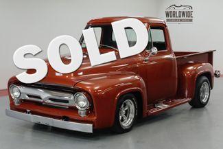 1954 Ford F100  FRAME-OFF RESTORED. 302 V8! C4 AUTO. DISC.  | Denver, CO | Worldwide Vintage Autos in Denver CO
