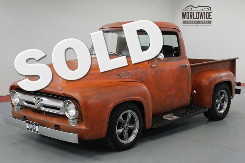 1954 Ford F100 STREET ROD 460 V8 A/C PB. PS. DISC. MUST SEE | Denver, CO | Worldwide Vintage Autos