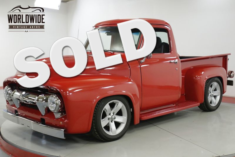 1954 Ford F100 4.6 FUEL INJECTED. PS. PB. DISC. MUST SEE | Denver, CO | Worldwide Vintage Autos