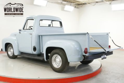 1954 Ford F100 REBUILT 352 V8 AUTO DRIVER | Denver, CO | Worldwide Vintage Autos in Denver, CO