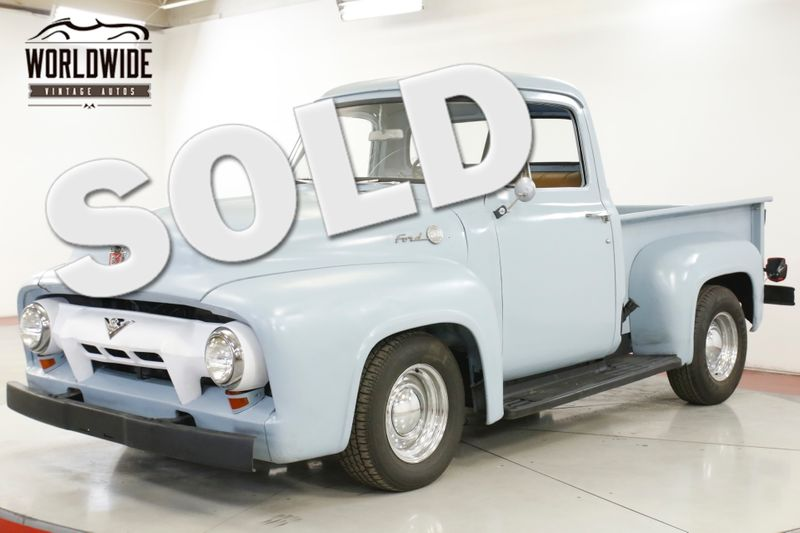 1954 Ford F100 REBUILT 352 V8 AUTO DRIVER | Denver, CO | Worldwide Vintage Autos