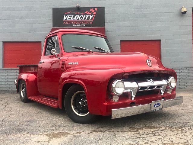 1954 Ford F100 RESTOMOD in Valley Park, Missouri 63088