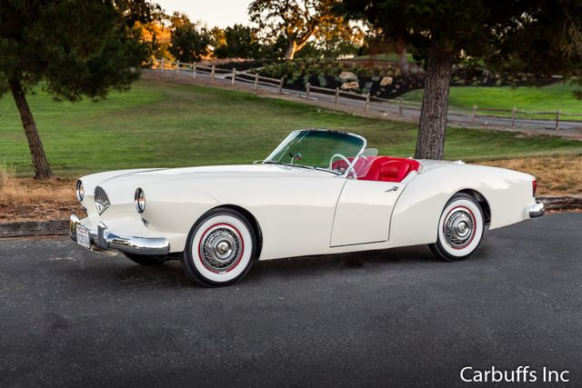1954 Kaiser Darrin    Concord, CA   Carbuffs in Concord
