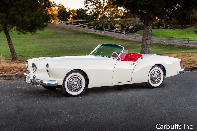 1954 Kaiser Darrin  | Concord, CA | Carbuffs