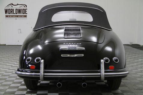 1954 Porsche 356/1500 Super Reutter  Cabriolet. Pre A. Concourse Restoration. | Denver, CO | Worldwide Vintage Autos in Denver, CO