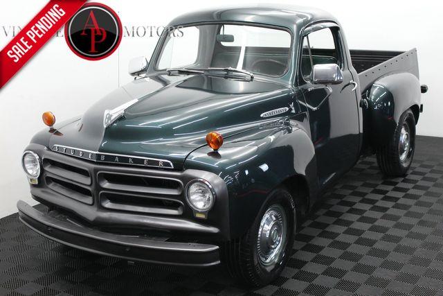 1954 Studebaker TRUCK FACTORY V8 4 SPEED