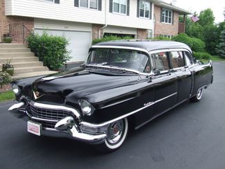 1955 Cadillac 75  | Mokena, Illinois | Classic Cars America LLC in Mokena Illinois