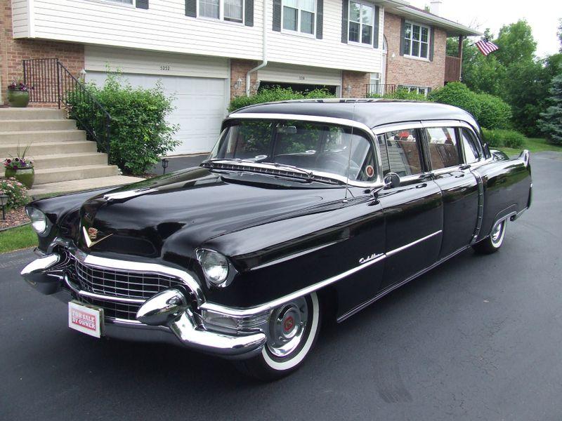 1955 Cadillac 75 Mokena Illinois Classic Cars America Llc