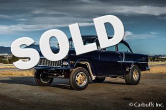 1955 Chevrolet 210 Gasser   Concord, CA   Carbuffs in Concord