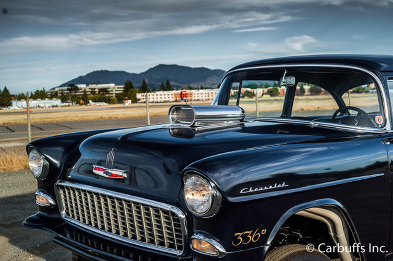 1955 Chevrolet 210 Gasser   Concord, CA   Carbuffs in Concord, CA