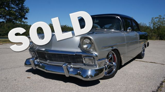 1956 Chevrolet 210 BEL AIR RESTOMOD Valley Park, Missouri